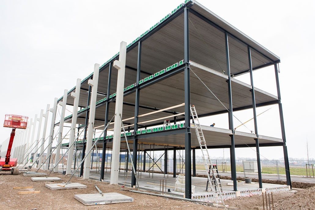 Hollow Core Slabs Concrete International